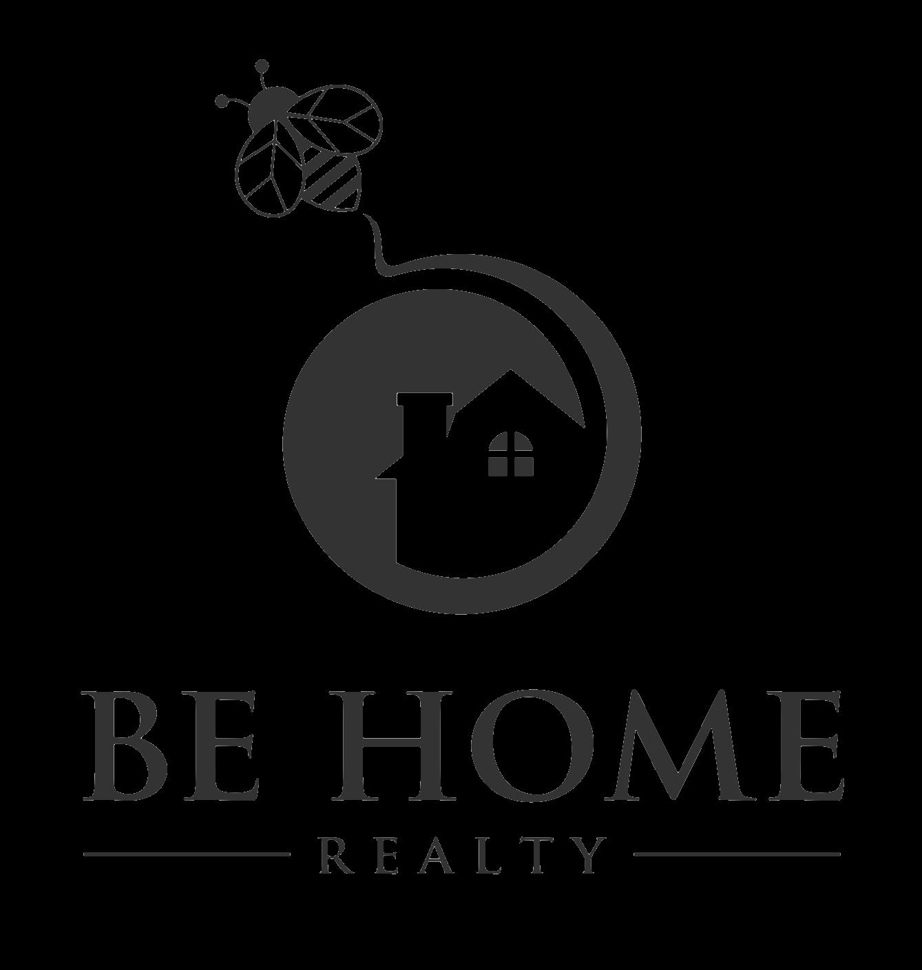 Tina Bradley - Be Home Realty Logo