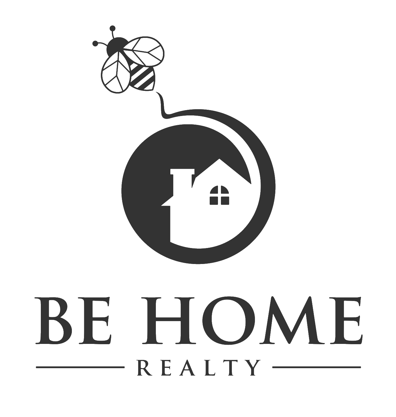 Katie Andrews - Be Home Realty Logo