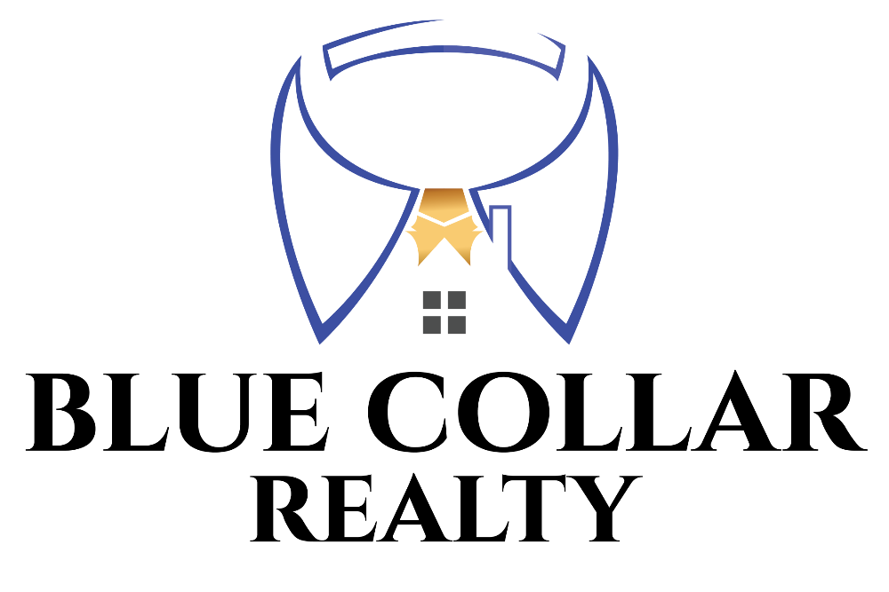 Michelle Bush - Blue Collar Realty Logo