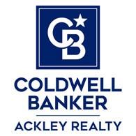 Tanya Kelly Johnson - Coldwell Banker Ackley Logo
