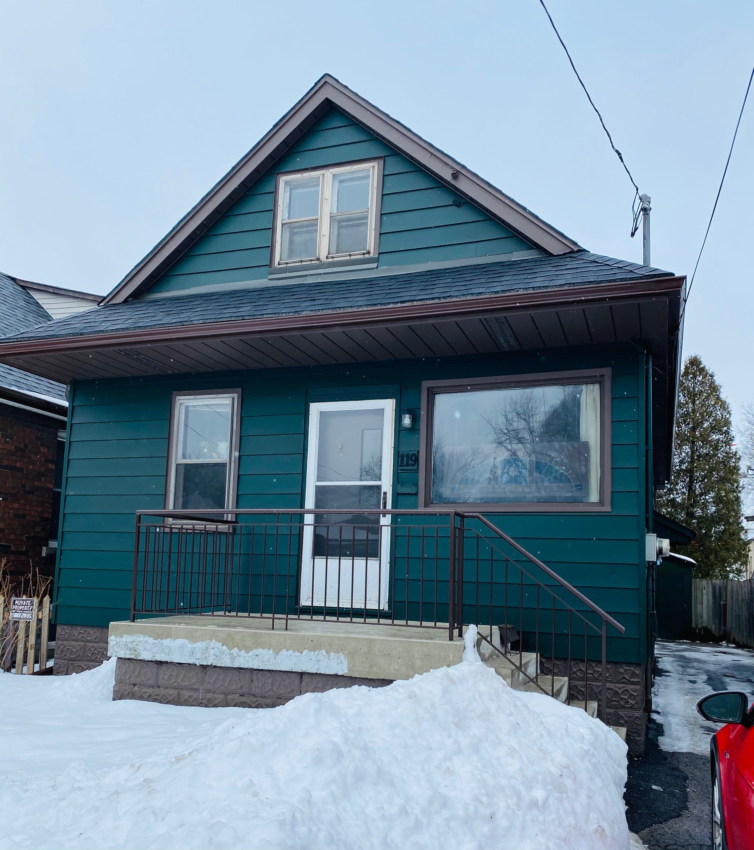 119 Niagara Street Property Photo