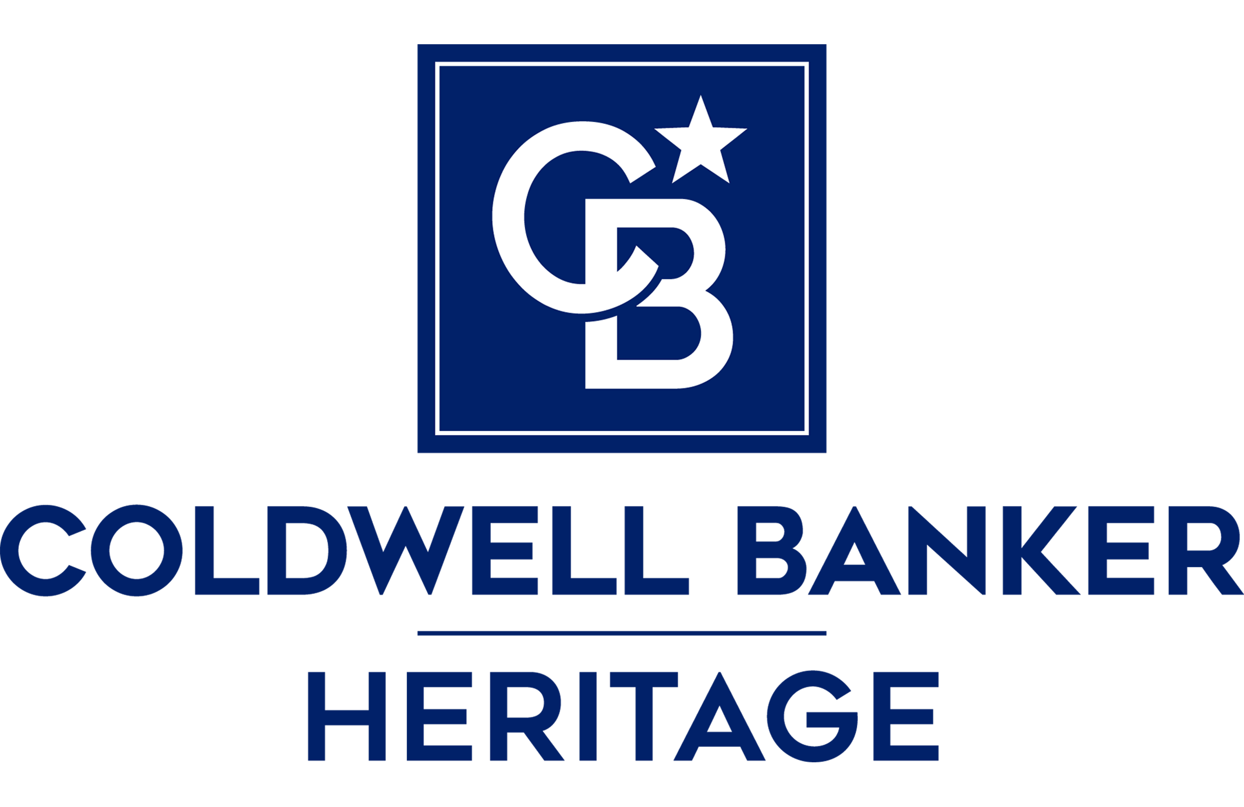 Rhoda Olinger - Coldwell Banker Heritage Logo