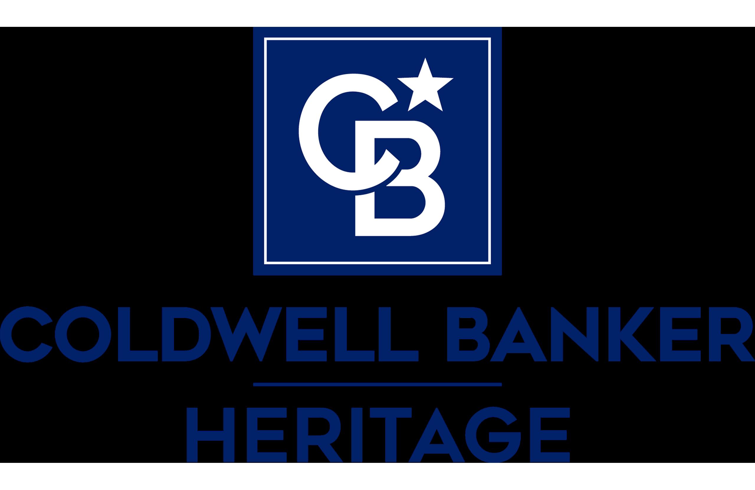 Ben Rader - Coldwell Banker Heritage Logo