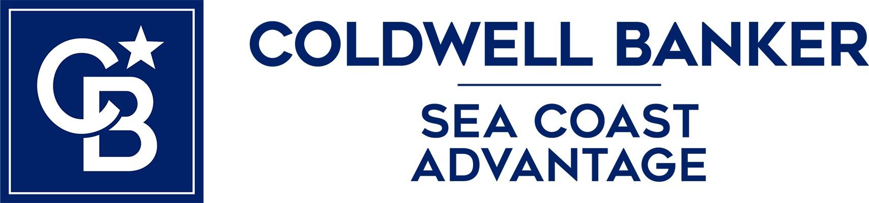 Coldwell Banker Sea Coast Advantage Logo