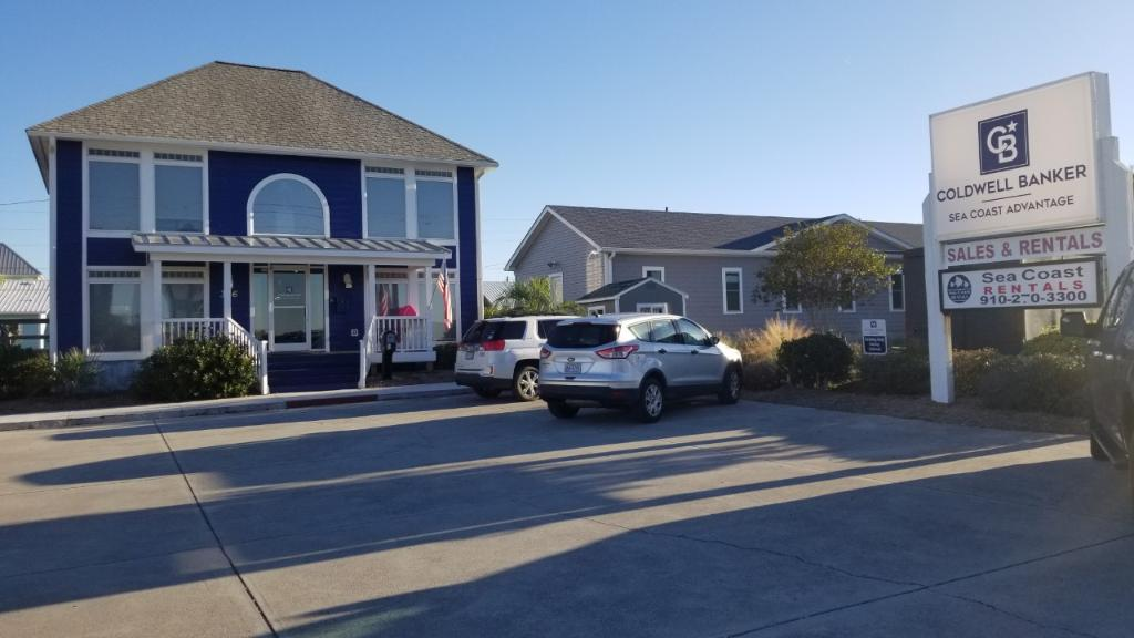 Topsail Location Photo