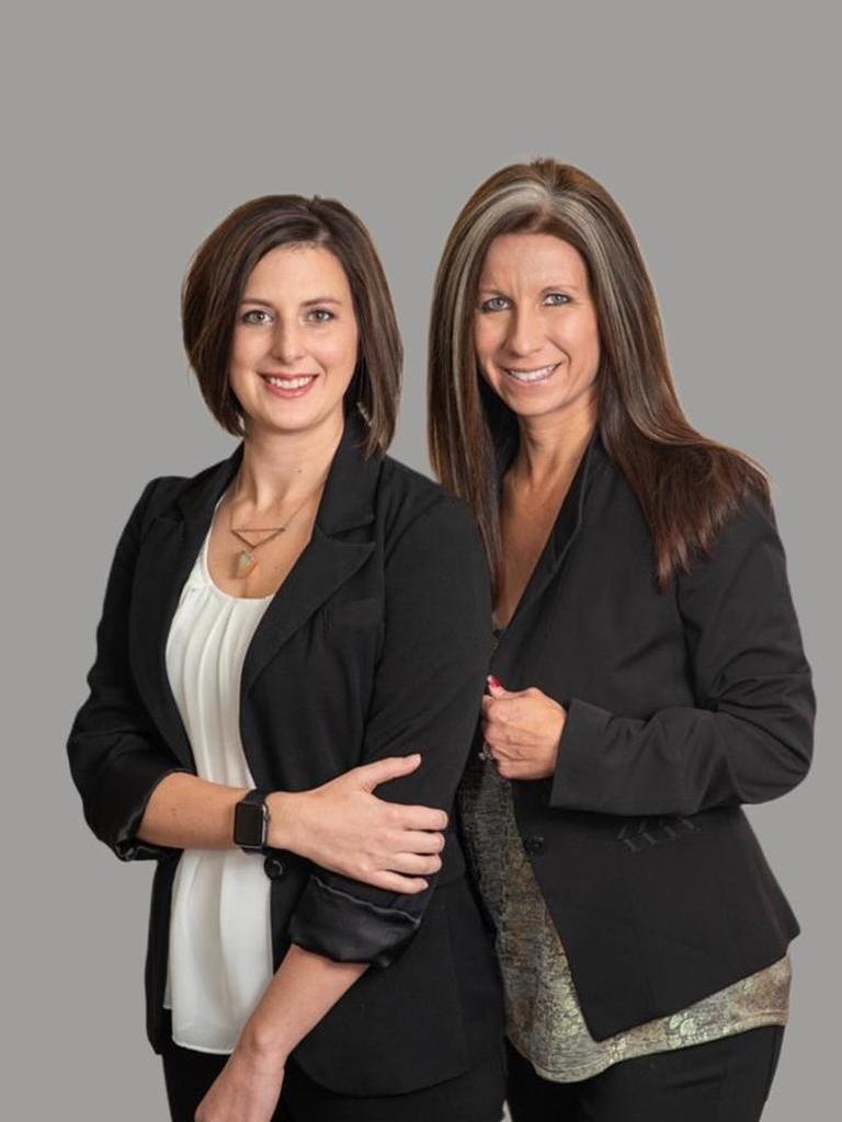 Kira Ogle and Gwyn Self - Blue Avenue Real Estate Team Profile Photo