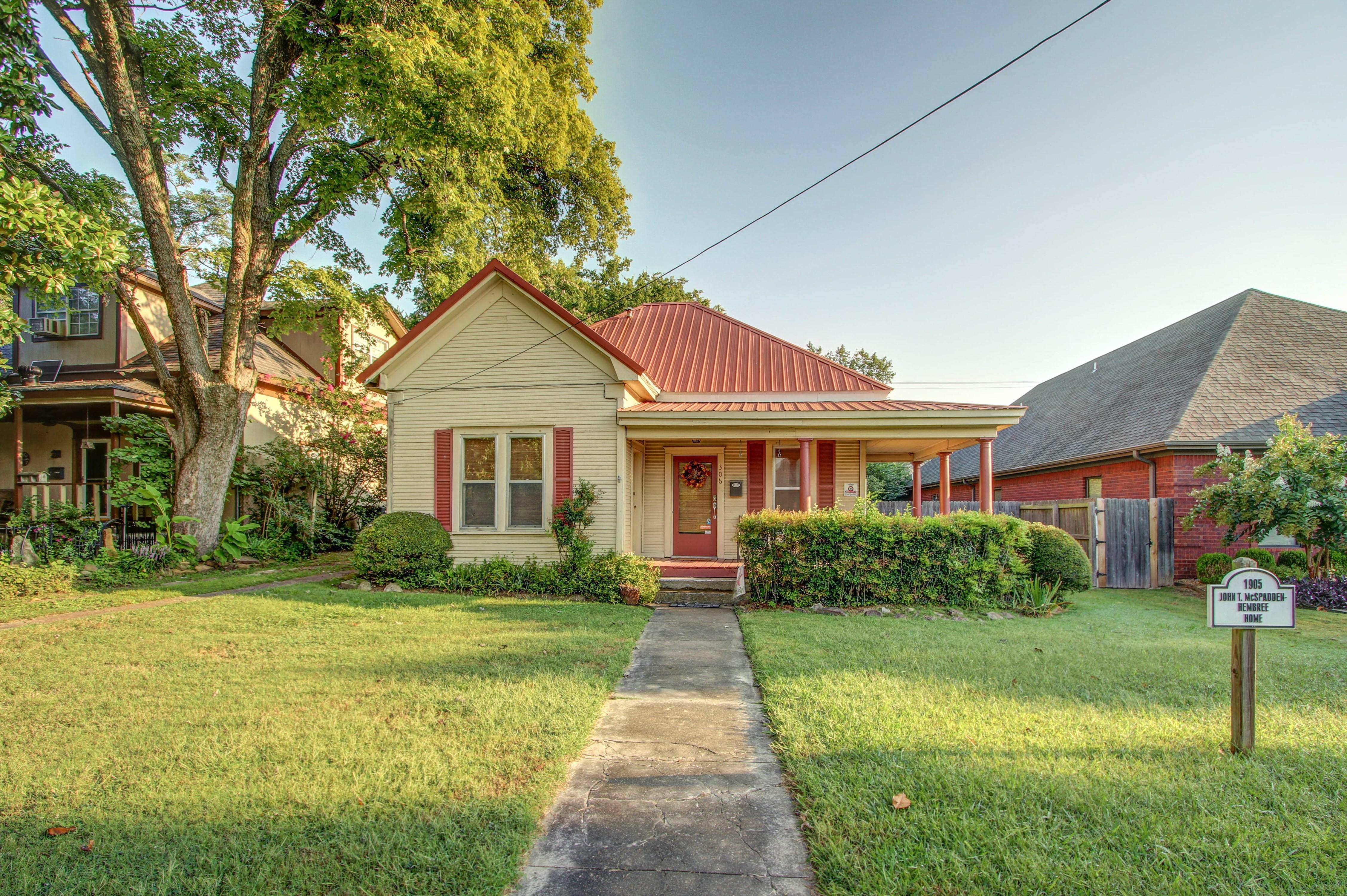 306 W Choctaw Street Property Photo