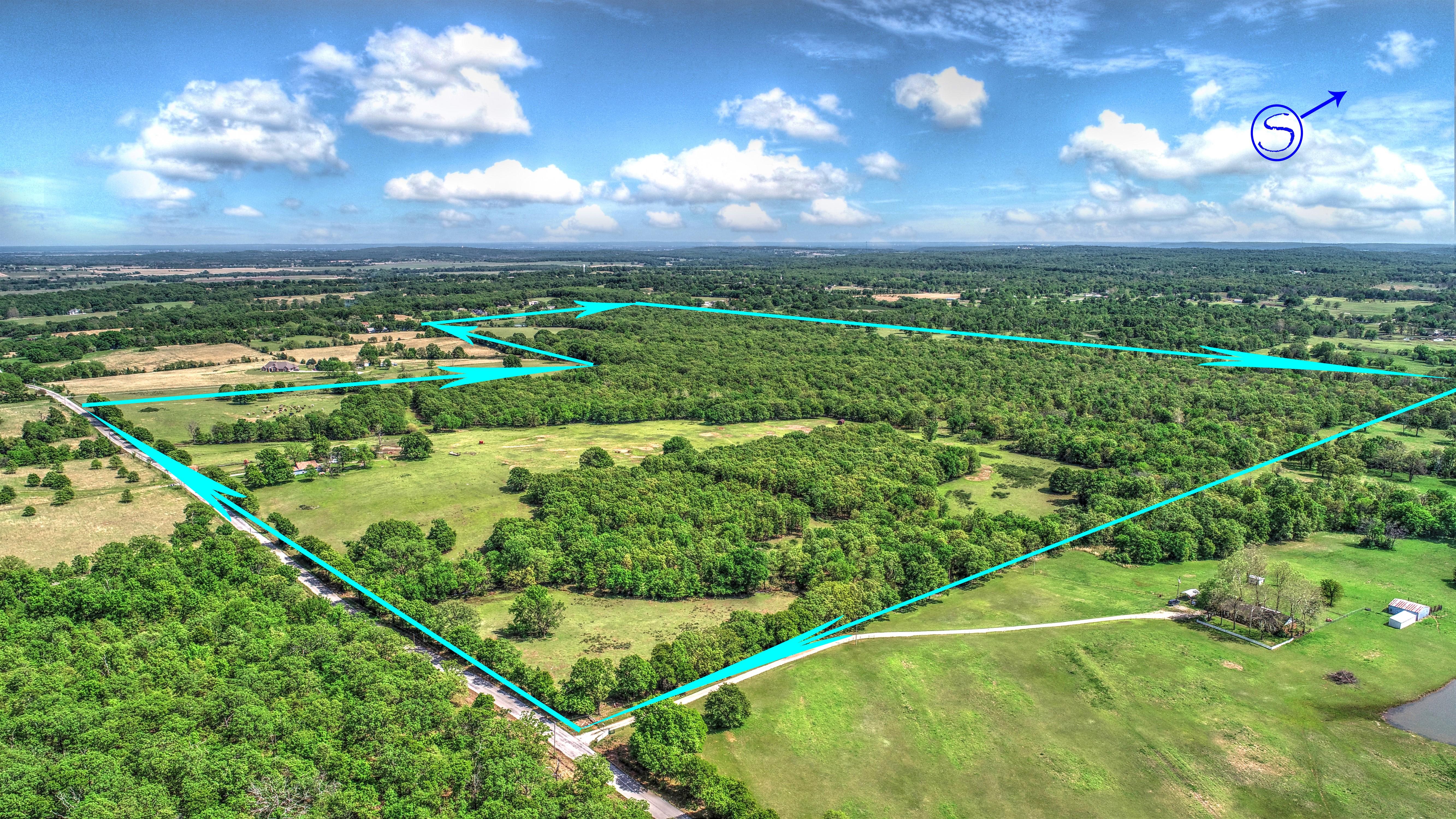 20500 E 390 Road Property Photo