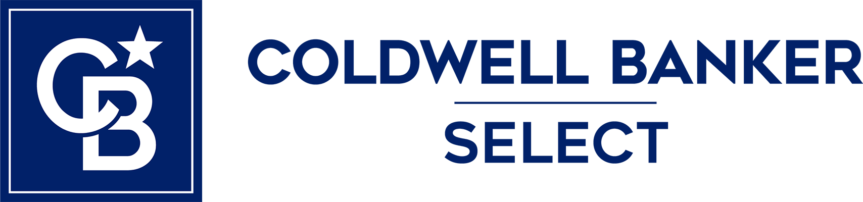 Mustang Office - Coldwell Banker Select Logo