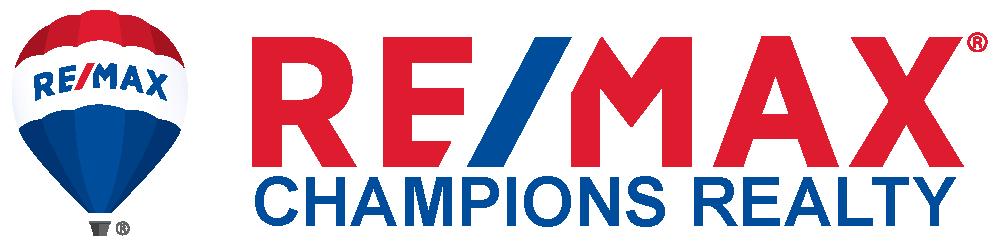 Kim Diop - REMAX Champion Realty Logo