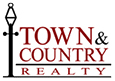 Betty Monce - Town and Country Realty Logo